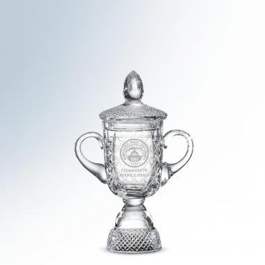 Brookshire Handled Chalice