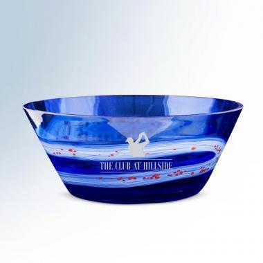Fantasia Art Glass Bowl