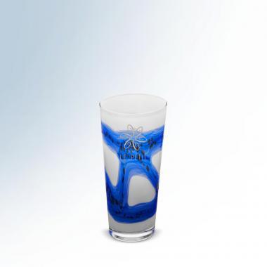 Fantasia Art Glass Vase