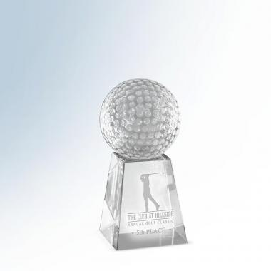 Optic Crystal Golf Ball