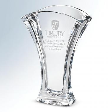 Instinct Crystal Vase