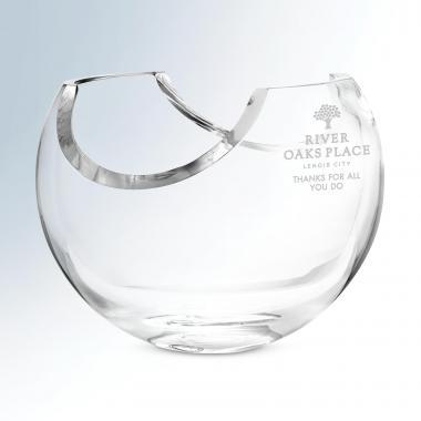 Verve Crystal Bowl