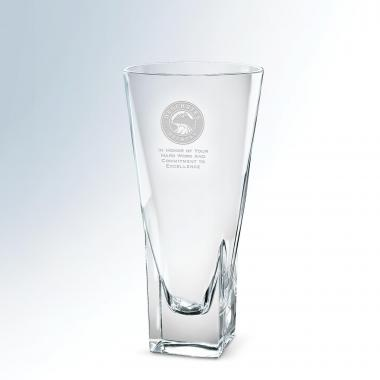 Master Crystal Vase