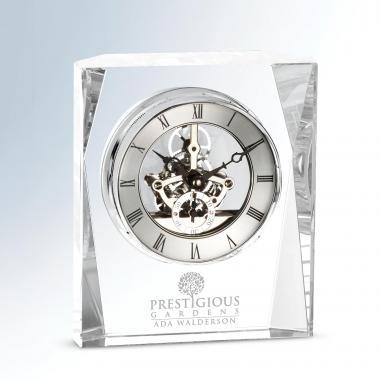 Conley Crystal Clock
