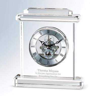 Chelsey Crystal Clock