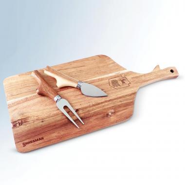 Cutting Board & Knife Set