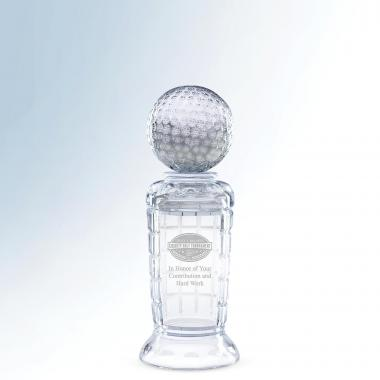 Golf Column Crystal Award
