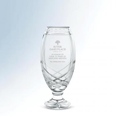 Resolution Crystal Vase