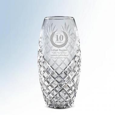 Petiole Barrel Vase