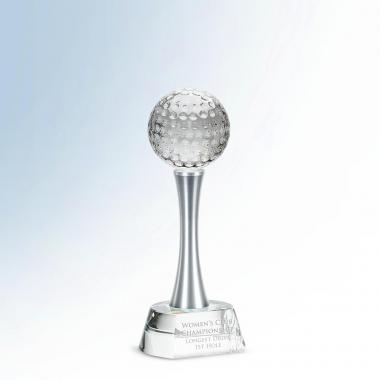 Elegante Crystal Golf Award