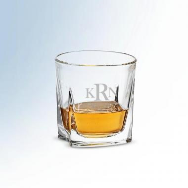 Rille On-the-Rocks Glass