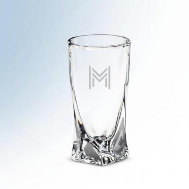Torsione Shot Glass