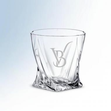 Torsione On-the-Rocks Glass