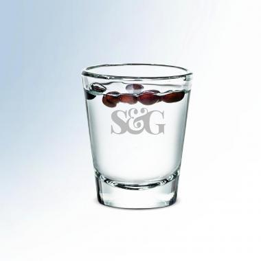Boulevard Shot Glass