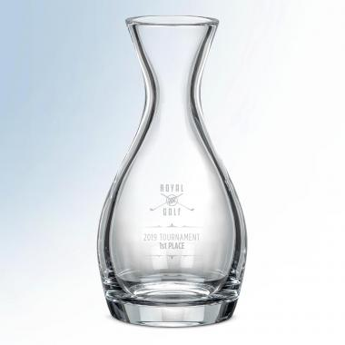 Sleek Wine Carafe Simple Neck
