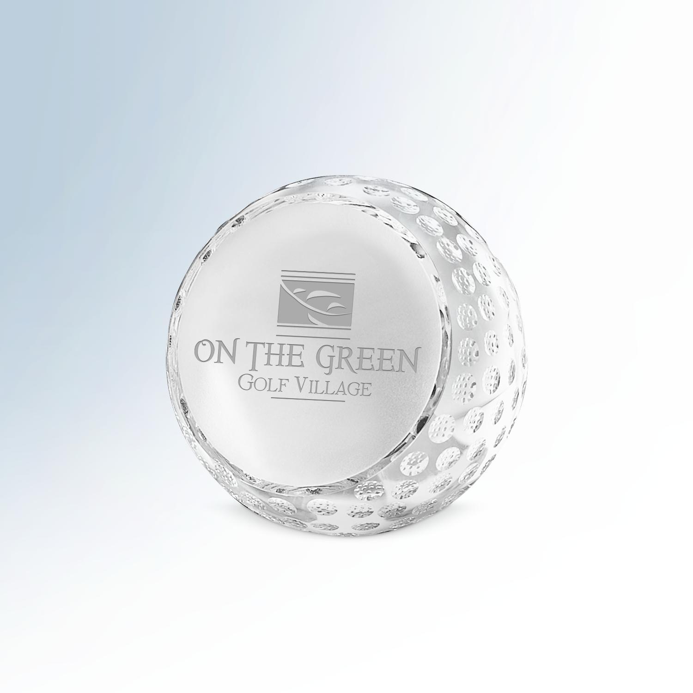 Sliced Golf Ball Award