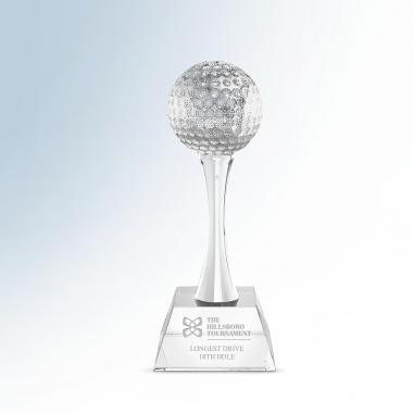 Tee Golf Trophy