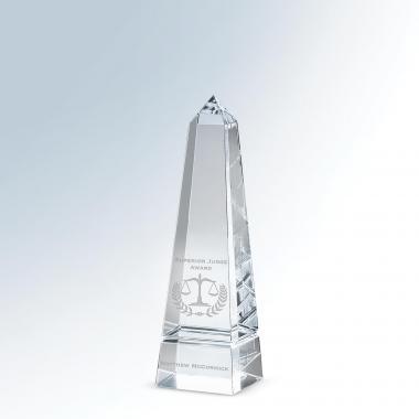 Grooved Obelisk Award
