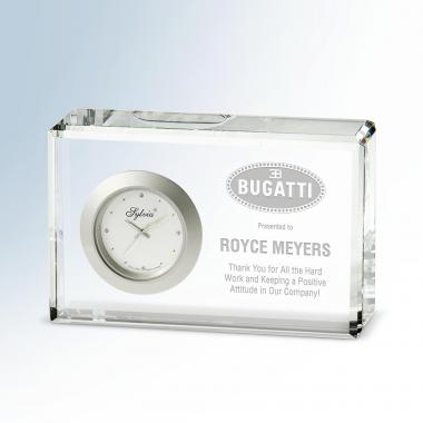 Rectangle Clock