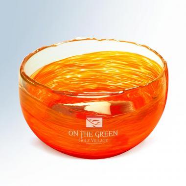 Universe Art Glass Bowl