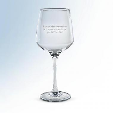 Pent Wine Glass