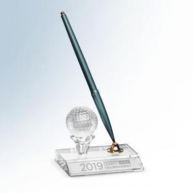 Optical Golf Ball Pen Set