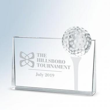 Teed-Up Golf Award