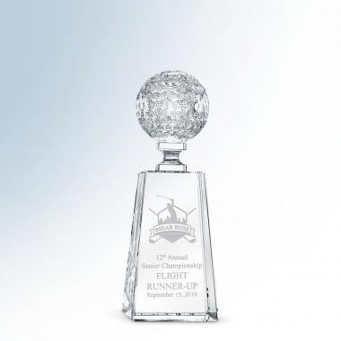 Vaulted Golf Tower Award