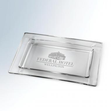 Optic Crystal Tray
