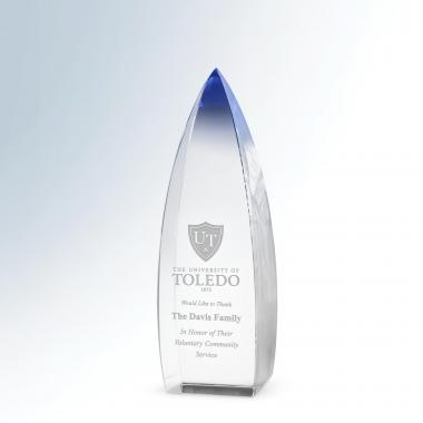 Streamline Crystal Award
