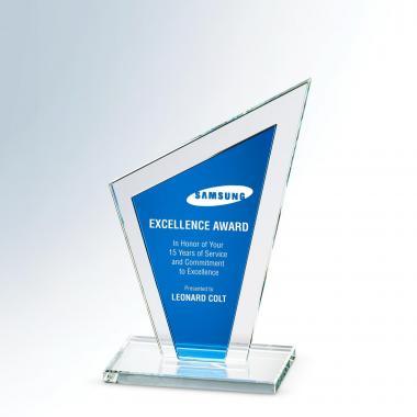 Summit Crystal Award