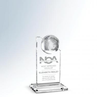 Global Peak Crystal Award