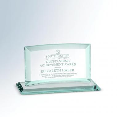 Emerald Bent Glass Award